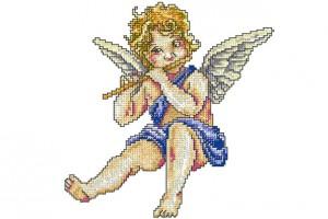 вышивка ангел фото